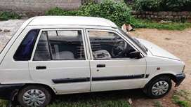Maruti  Suzuki 800 1999 Model