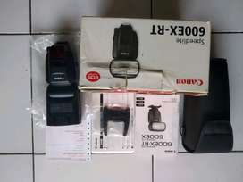 speedlite flash canon full set istimewa