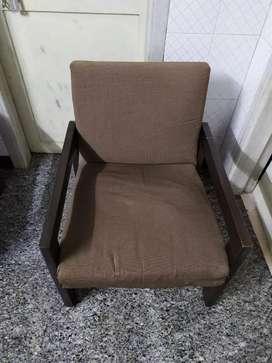 Sofa chair - 2 units