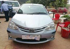 ExcellentToyota Etios Petrol(No Accident,only 18000km-With insurance)