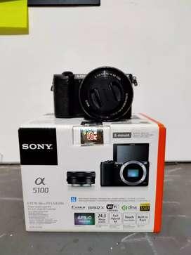 Sony a5100 mirrorless