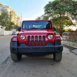 Thar 2020 front Grill 5 slot