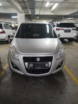 Suzuki SPLASH 2014 Manual ISTIMEWA