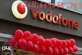 Vodafone HR( Amit Sir)Fix Salary-;9k(Fix)+Inc+Bonus+O.T