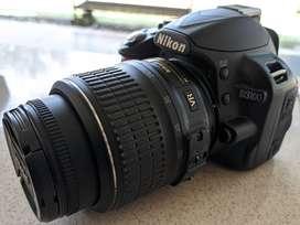 Nikon D3100 (no jamur, no vignette)