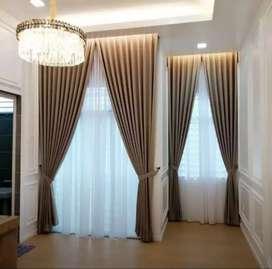 gorden curtain minimalais  832
