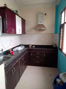 Fully furnished 3bhk flat at bhagirathi puram Jakhan rajpur raod