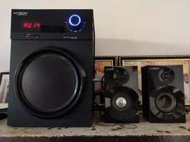 HYBON SWITCH ON Woofer vry good condition