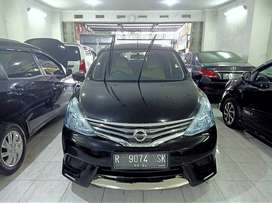 TDP 25 JT. Nissan Grand Livina 1.5 AT 2018. Special Edition. KM 9RB