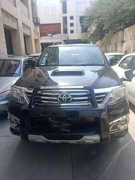 Toyota Fortuner 2011-2016 4x4 MT, 2016, Diesel