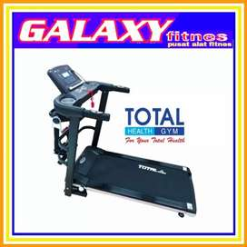 GALAXY FITNES/No.3377659/TREADMIL//SPEDA STATIS//ORIGINAL READY