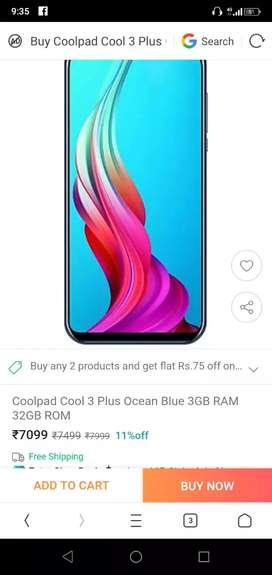 Coolpad 3plus