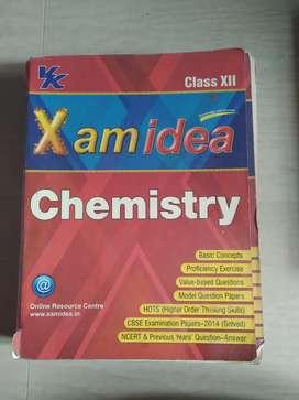 Xam idea chemistry class 12th