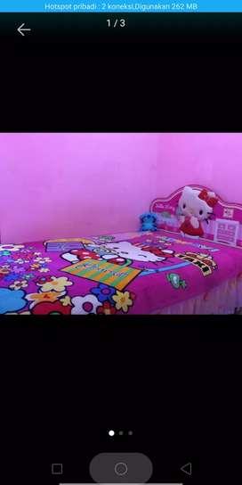 Dijual ranjang tidur anak karakter