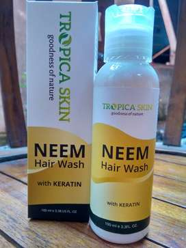 Neem Hair Wash Tropica Skin