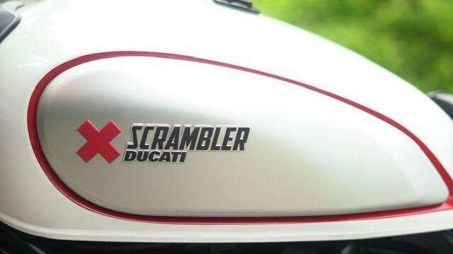 Ducati Scrambler – Desert Sled