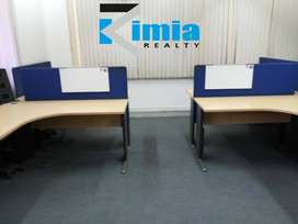Fully furnished office space for rent at infantry road  2560 sq ft