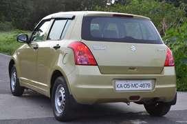 Maruti Suzuki Swift LXi 1.2 BS-IV, 2005, Petrol