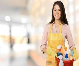 Maid required for household (10 hrs) work Vasai east