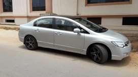 Honda Civic 2007 Petrol Well Maintained