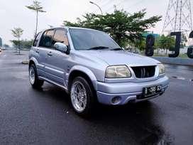 Suzuki escudo 2.0 MT 2002