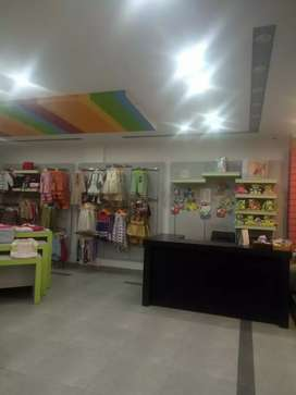 Renovated Shops on Rent