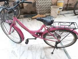 Bicycle showroom  condition