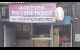 MAIN ROADSIDE COMMERCIAL SPACE FOR RENT NEAR THYCAUD SASTHA TEMPLE