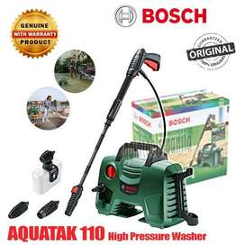 Bosch High Pressure Car Washer EasyAquaTak 110