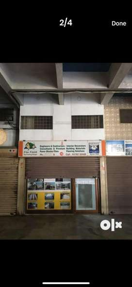 Space for showroom/ office for Rent @ MF