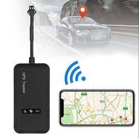 Car tracker with GPS technology