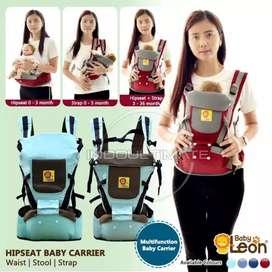 [Bayar Ditempat] Gendongan bayi hipseat murah 5 in 1 ergonomis