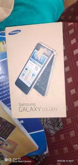 Samsung Galaxy Golden very rare model piece