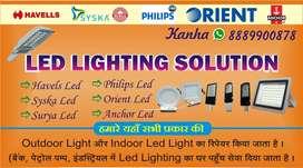 Led Light On Side Service