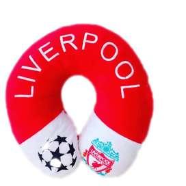 Boneka Bantal Leher Liverpool Club Bola