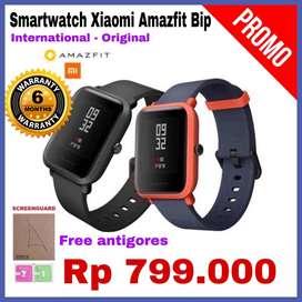 Xiaomi Amazfit Smartwatch BEST SELLER Garansi 1 Tahun Resmi Amazfit