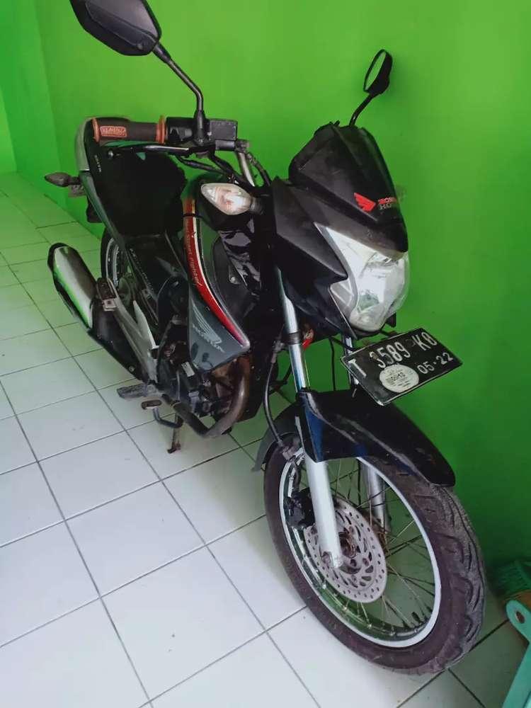 Honda Mega pro 2012 harga lokdod murah