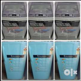 AUTOMATIC WASHING MACHINE WITH 5 YEAR WARRANTY / Fridge delivery free