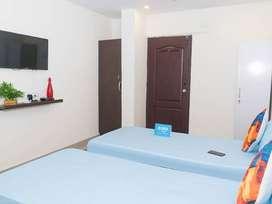 Zolo Golden Hills - 1 2 3 Sharing PG Accommodation for Men