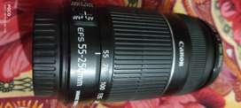 55-250mm lens for canon Camera