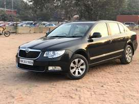 Skoda Superb 2008-2013 Elegance 2.0 TDI CR AT, 2013, Diesel