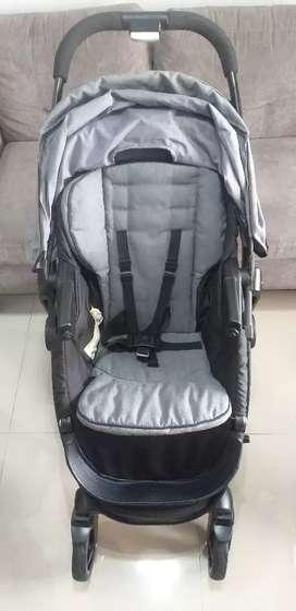 Stroller Graco Snug Rider 35 Travel System + Car Seat
