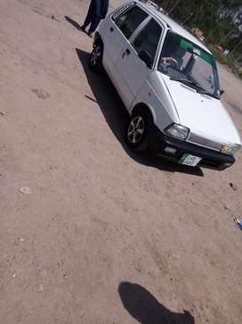 Mehran in good condition...