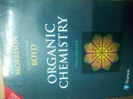 Organic chemistry Morrison and boyd