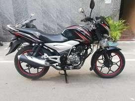 Bajaj discover 100cc self start alyewheel 2013 Excellent condition up