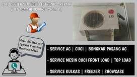 Service Ac KULKAS Servis Mesin cuci GUBENG Surabaya