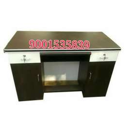 New wooden office table office furniture boss table reception table