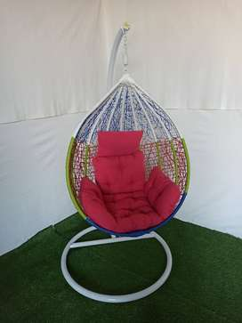 Swing chair for enjoy you morning and evening