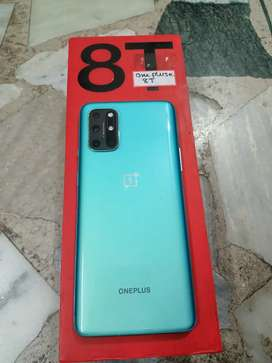 OnePlus 8t Aquamarine Green (12gb/256gb)