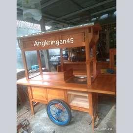 FREE ONGKIR, Gerobak Angkringan, Bayat, Terpopuler  C0198
